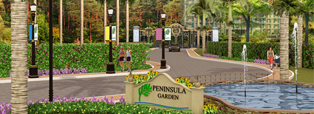 Peninsula Garden Midtown Homes
